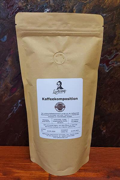 Lortzing Kaffeekomposition