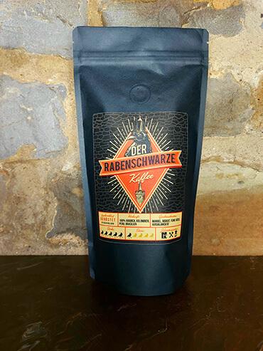Der Rabenschwarze Kaffee
