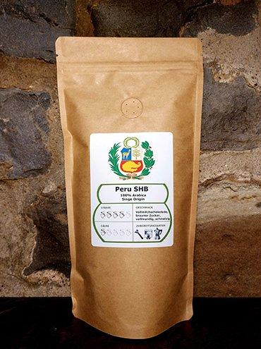 Peru SHB Kaffee